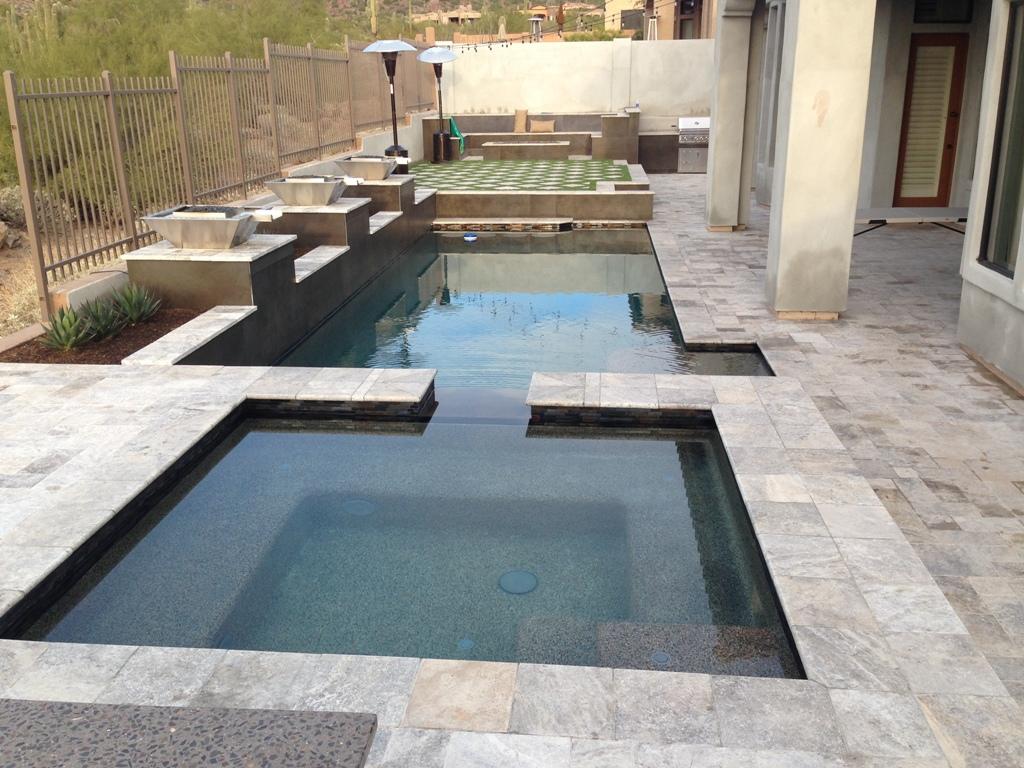 play pool remodel